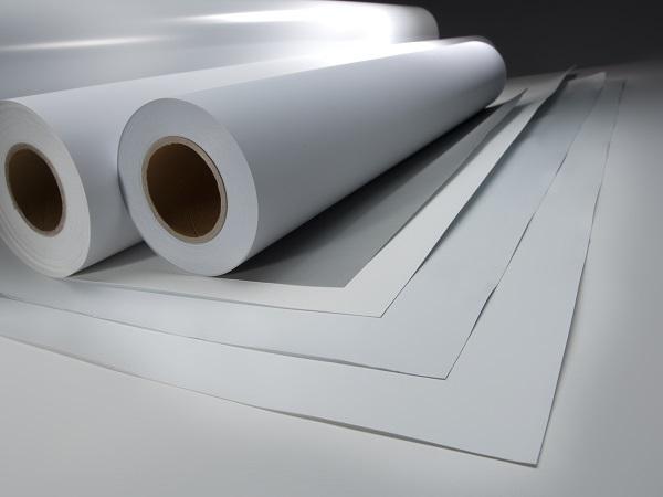 grey banner material