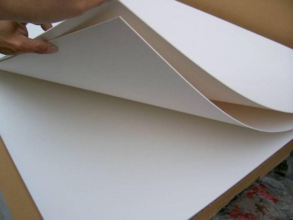 PVC foamboard