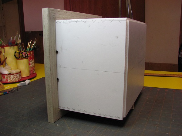 PVC sheet for box