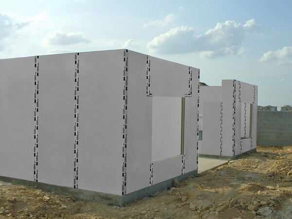Building exterior panels