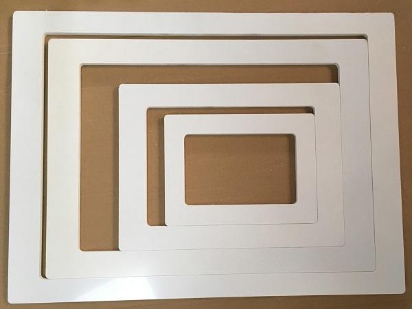 framework foamboard material
