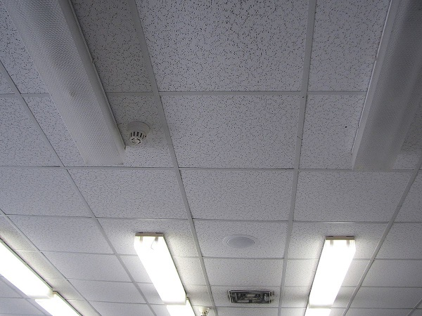 ceiling board material