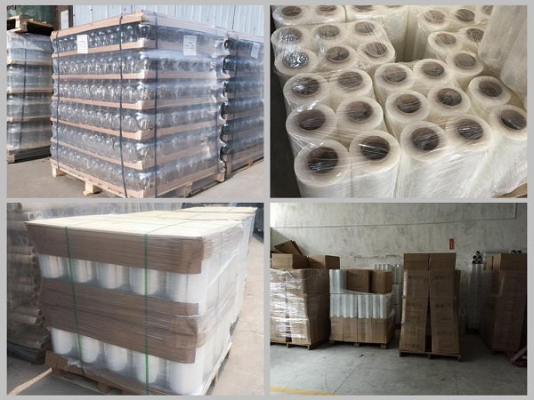 Pallet Packaging BOPP film