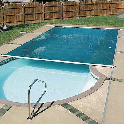 Customized design swimming pool cover pvc tarpaulin material ...