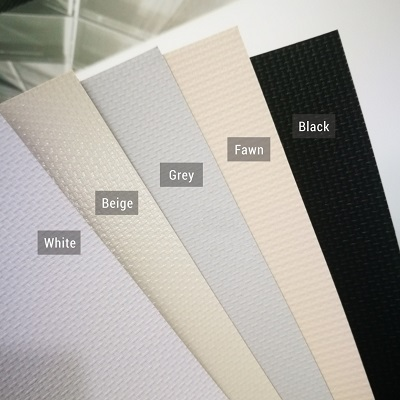 100% Blackout Fabric Shades Fabric