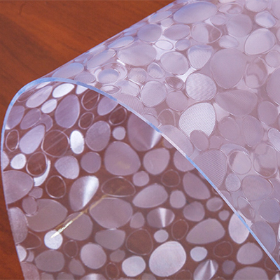 Plastic Tablecloth Protector Crystal Clear Vinyl