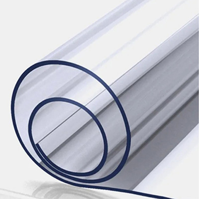 Plastic Flexible Super Clear PVC sheet for Sneeze Guard Curtain