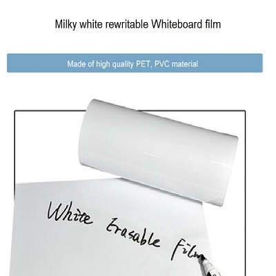dry erase whiteboard film